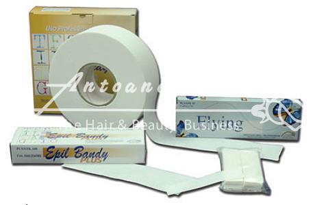 Antoanette strips for waxing for Abc salon equipment