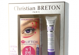 ANTI AGEING DE LUXE EYE KIT - CHRISTIAN BRETON
