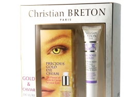 DELUX GOLD & CAVIAR KIT - CHRISTIAN BRETON